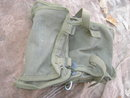 UNITED STATES NAVY CANVAS PACK CARRYING CASE HAMELCO 1945 TYPE CAQF 10375