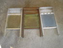 LINEN CLOTHING LAUNDRY WASHBOARD PRIMITIVE SCRUB BOARD HOUSEHOLD TOOL