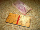 DOUBLE DARE SOLITAIRE BOARD GAME ARE JAY CLEVELAND OHIO BOX