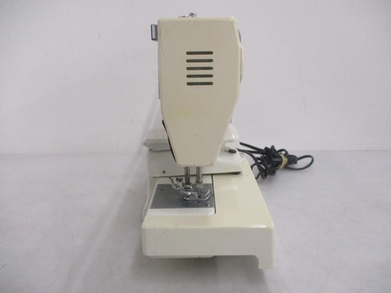 Vintage White Co.Free Arm  Sewing Machine Model 1477