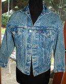 Youth  Levi  Straus Jacket Size Medium