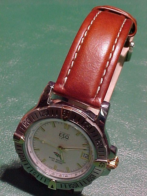 ESQ Esquire Swiss Watch
