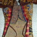 Fully hand-embroidered  VINTAGE  Mirrored Banjaran  Choli  top