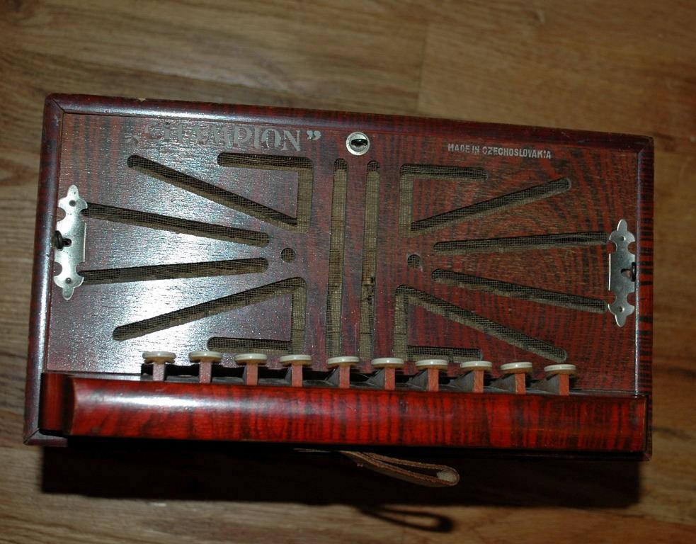 Antique Concertina, Accordion