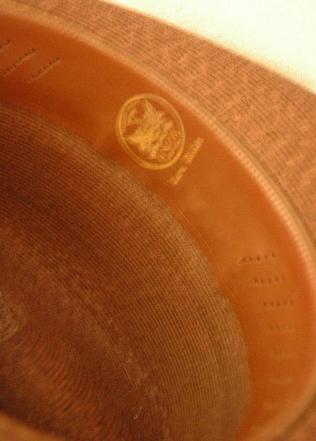 Knox Milan Vintage Fedora