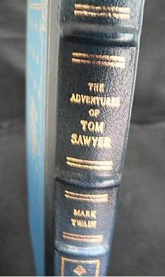 1983 Adventures of Tom Sawyer Twain Franklin Library