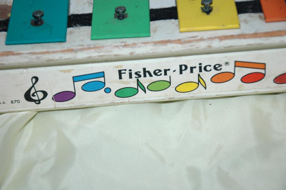 Vintage Fisher Price