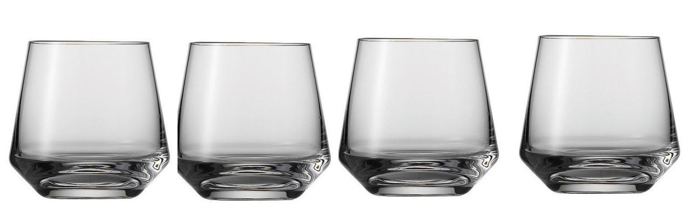Schott Zwiesel Tritan Pure Rocks Juice Glasses - Set of 4