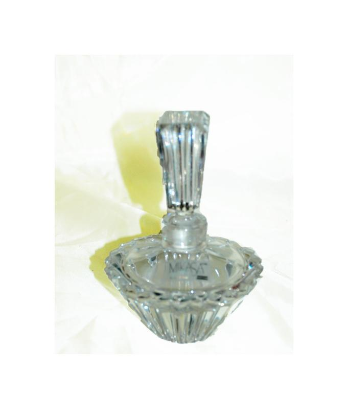 MIKASA SLOVENIA Crystal Perfume Bottle With Original Stopper