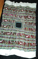 Vint Handwoven  Guatemalan  Mayan Huipil Nebaj   PRICE REDUCTION!**