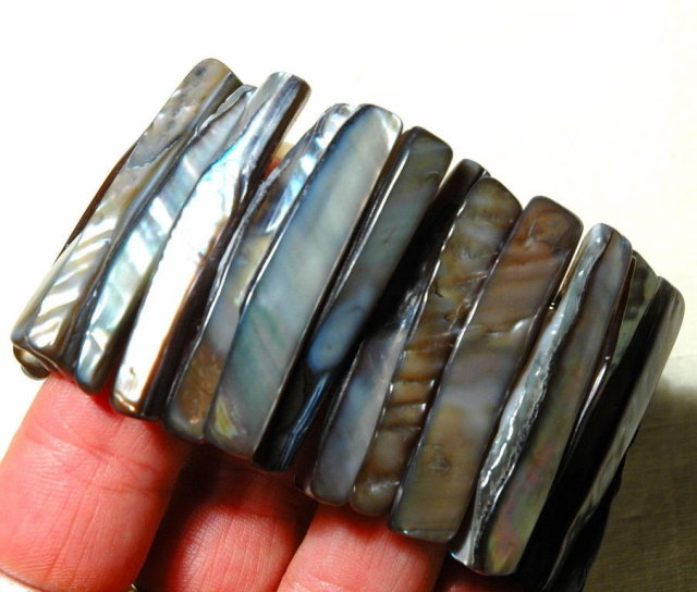 Abalone Shell Bracelet   **PRICE REDUCTION! ***