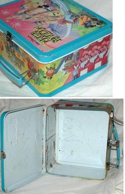 Disney Magic Kingdom Wonderful World Lunch Box