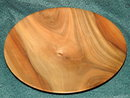 Scandinavian  Modern Figural Wood Turned Bowl