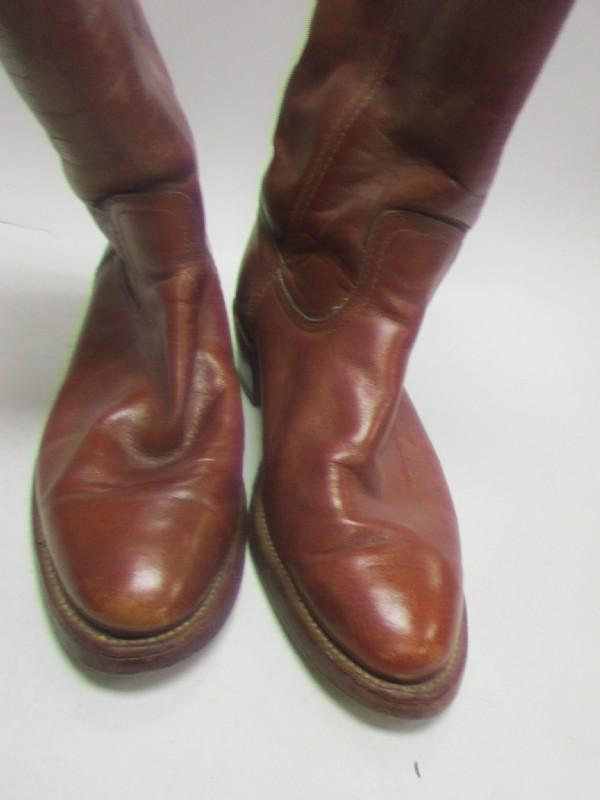 Authentic Frye Boots 8.5D   Cowboy, Western