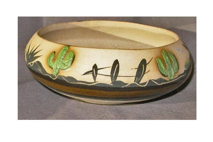 Native American Pottery by Betty Selby  of Arizona/ Pueblo Indian
