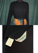 Retro Mod Quilted Lounge  Dress   ** PRICE REDUCED!**