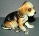 Cute Ceramic Beagle Dog -numbered