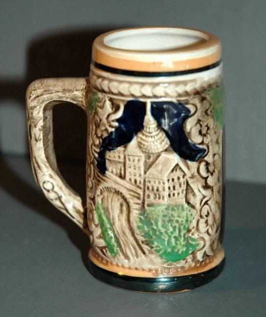 Miniature Bavarian Stein