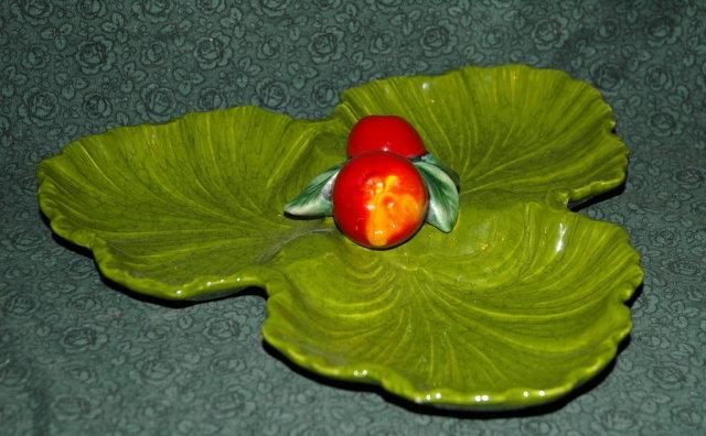 Maurice California USA  Relish  Platter   * PRICE REDUCDED * !