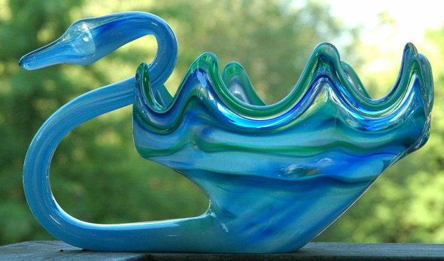 West Virginia Glass Co. Art Glass