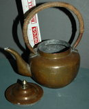 Very old Small copper teapot