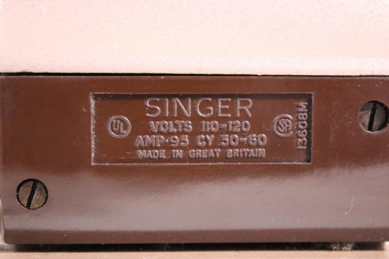 SINGER Heavy Duty 329K Sewing Machine