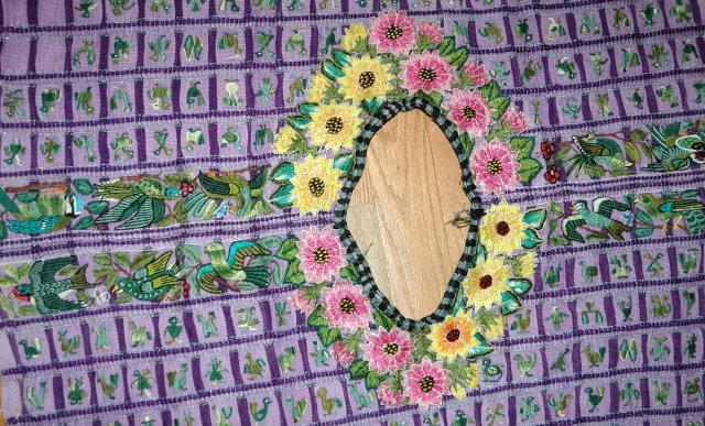 Huipil of Santiago Atitlán Guatemala Extra Fine
