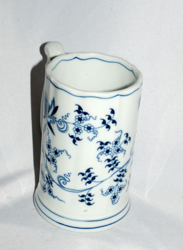 BLUE DANUBE LARGE TANKARD STEIN MUG JAPAN