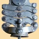 Zig Zag corkscrew wine bottle opener scissor corkscrew from France 1939
