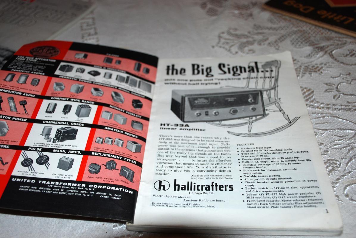 QST Amateur Radio Magazine - Sept 1959 Vol. 43 No. 9 ARRL