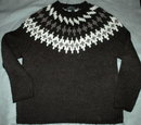 Hand Knit Alpaca Sweater - Banana Republic- Sz Large