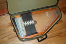 Oscar Schmidt  Autoharp in case with song book