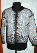 Dale of Norway  Cardigan Sweater excellent condition Ladies Med.