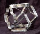 Rare Tin Mult Cookie Cutter Cube Ecko Holland