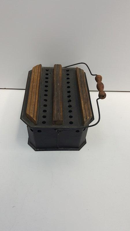 Antique  English Carriage Foot warmer