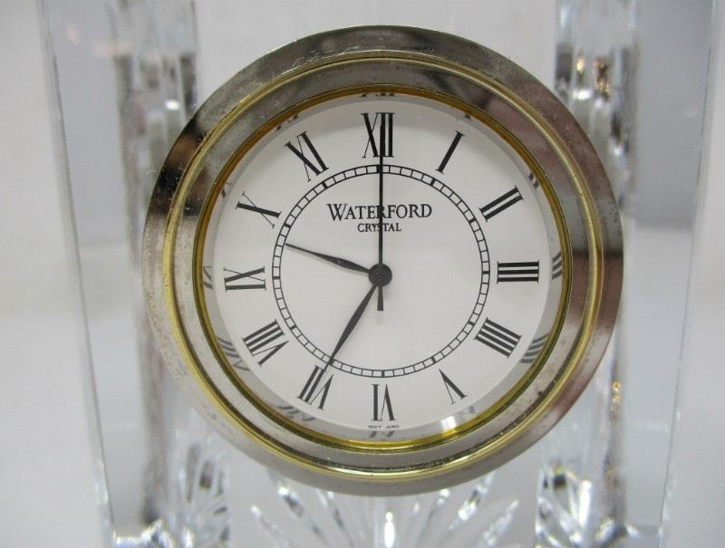 Clock Colonnade by WATERFORD CRYSTAL Ireland