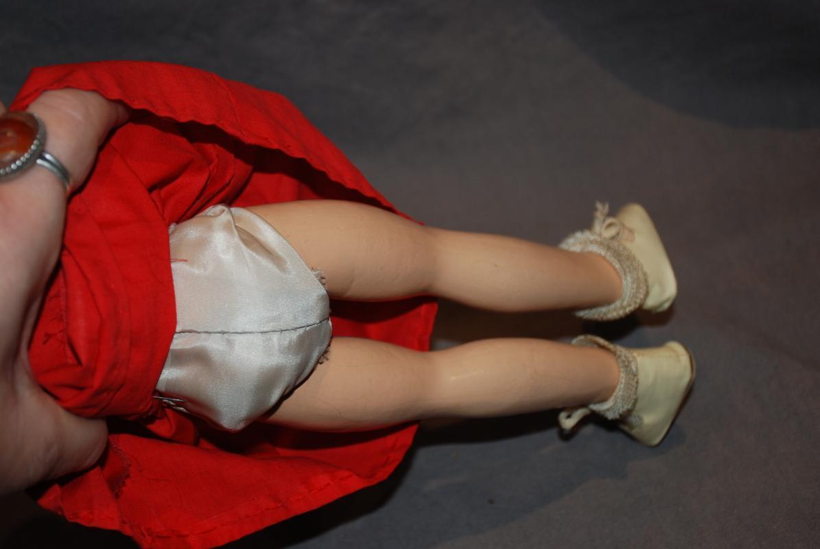 Uneeda Rita Hayworth Doll 14