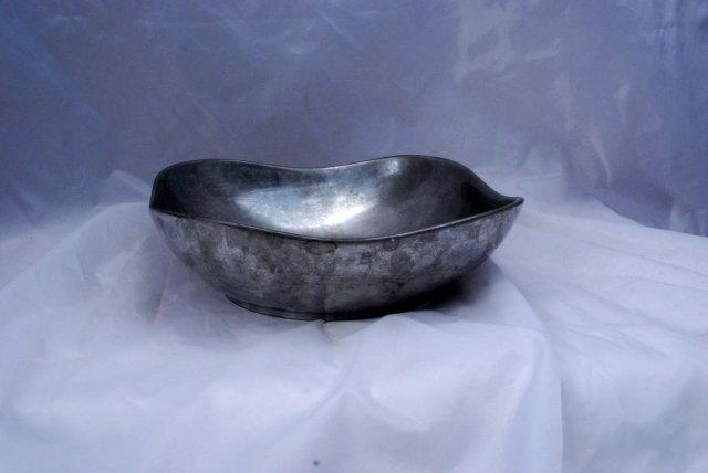 Wilton Armatelle Metal  Bowl Modernist  Design