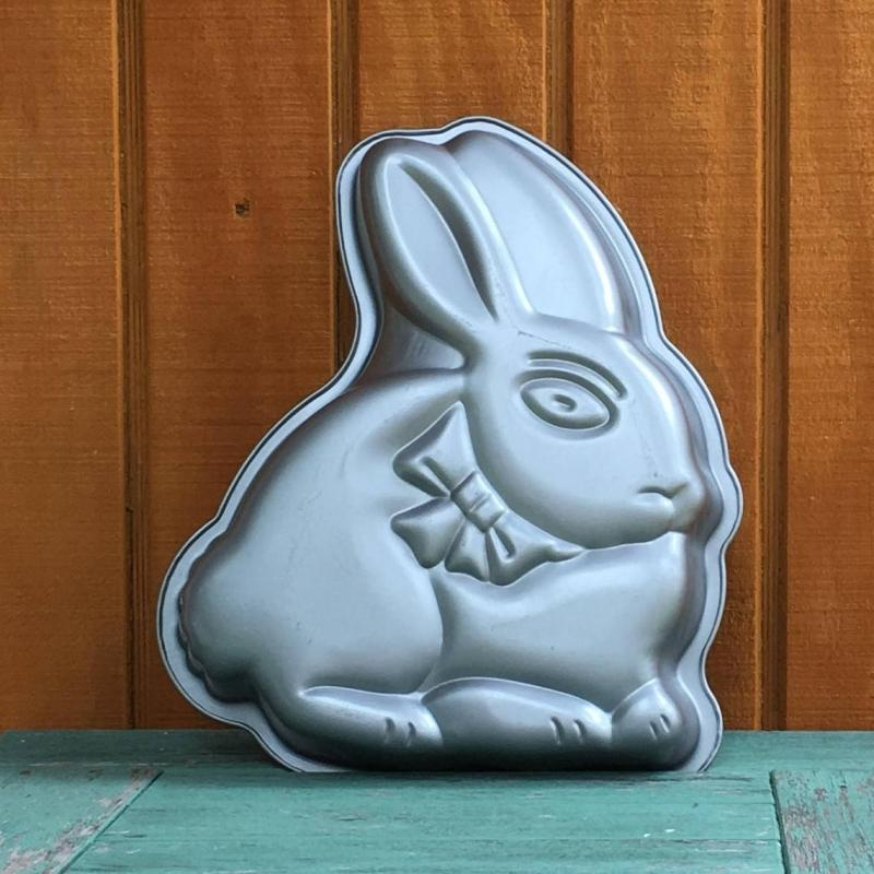 Easter Bunny Rabbit Cake Pan