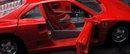 Bburago  Red Ferrari F40, 1987 , Diecast, 1:24