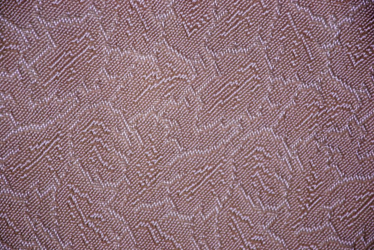 Carved Frieze  Upholstery Fabric Dusty Rose Pink 9 yards 30