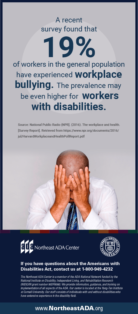 Infographic featuring a man holding his head in his hands.