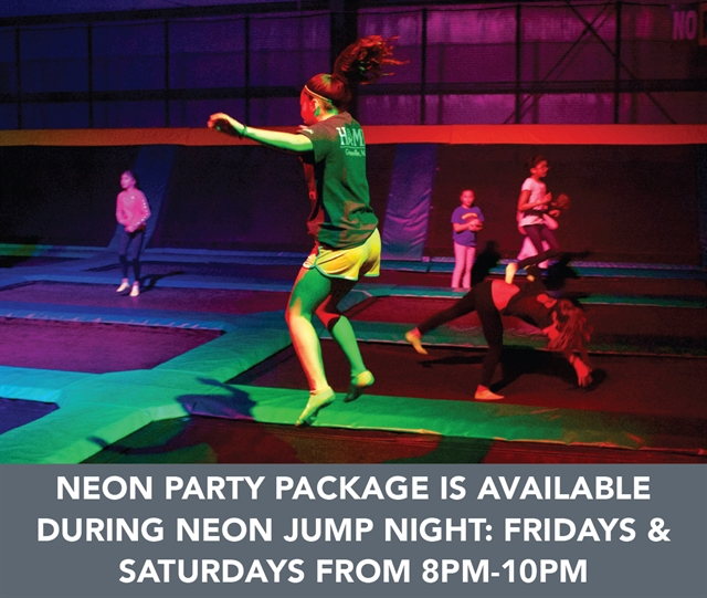 Neon Party Package
