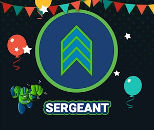 2019 Sergeant Party Package