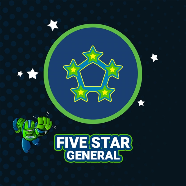 Five Star General Package Unlimited