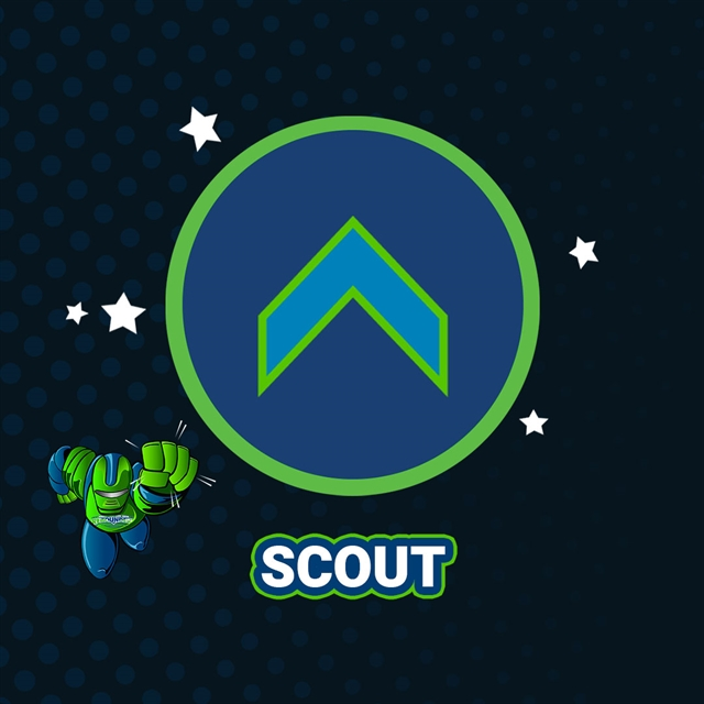 Scout Package 1 HR Age 3-5