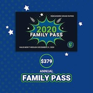 2020 Family Pass