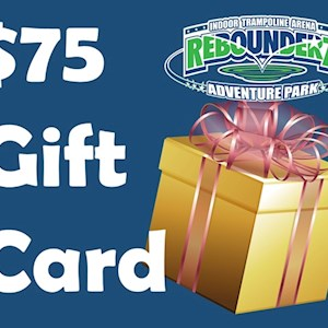 $75 Gift Card W/ Laser Tag and Arcade