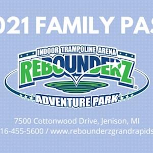 2021 Family Pass (Jul-Dec)