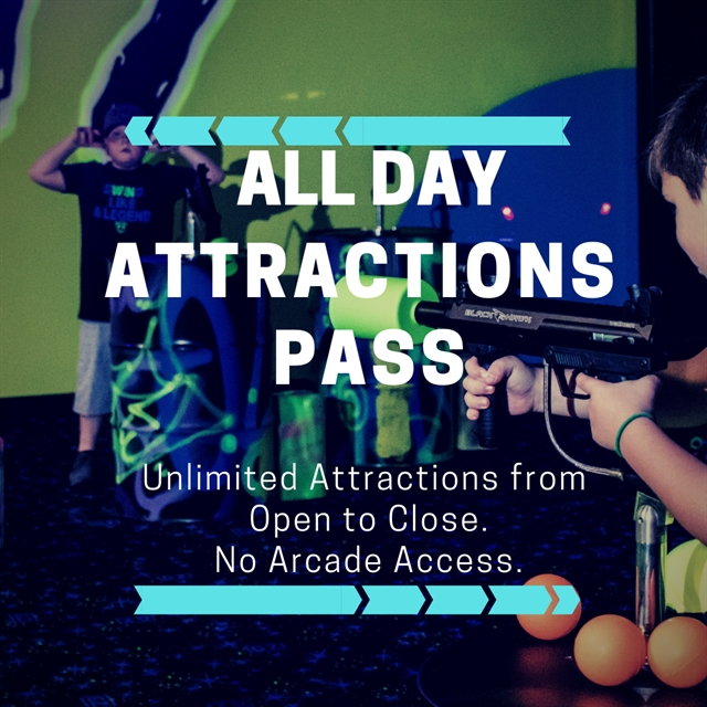 All Day Attractions Pass